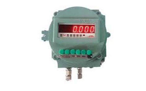 flame proof weight indicator